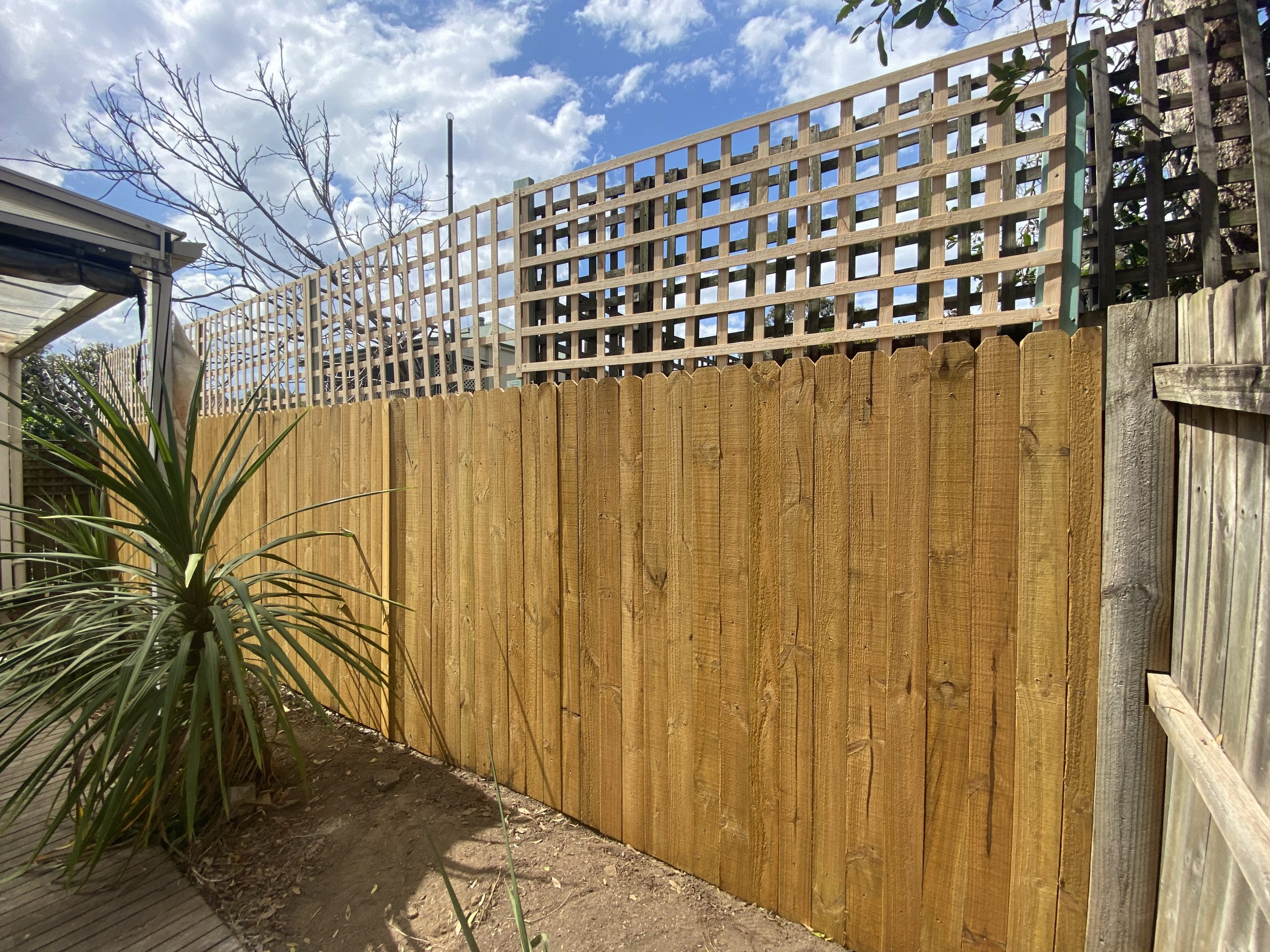 Fence Upgrade