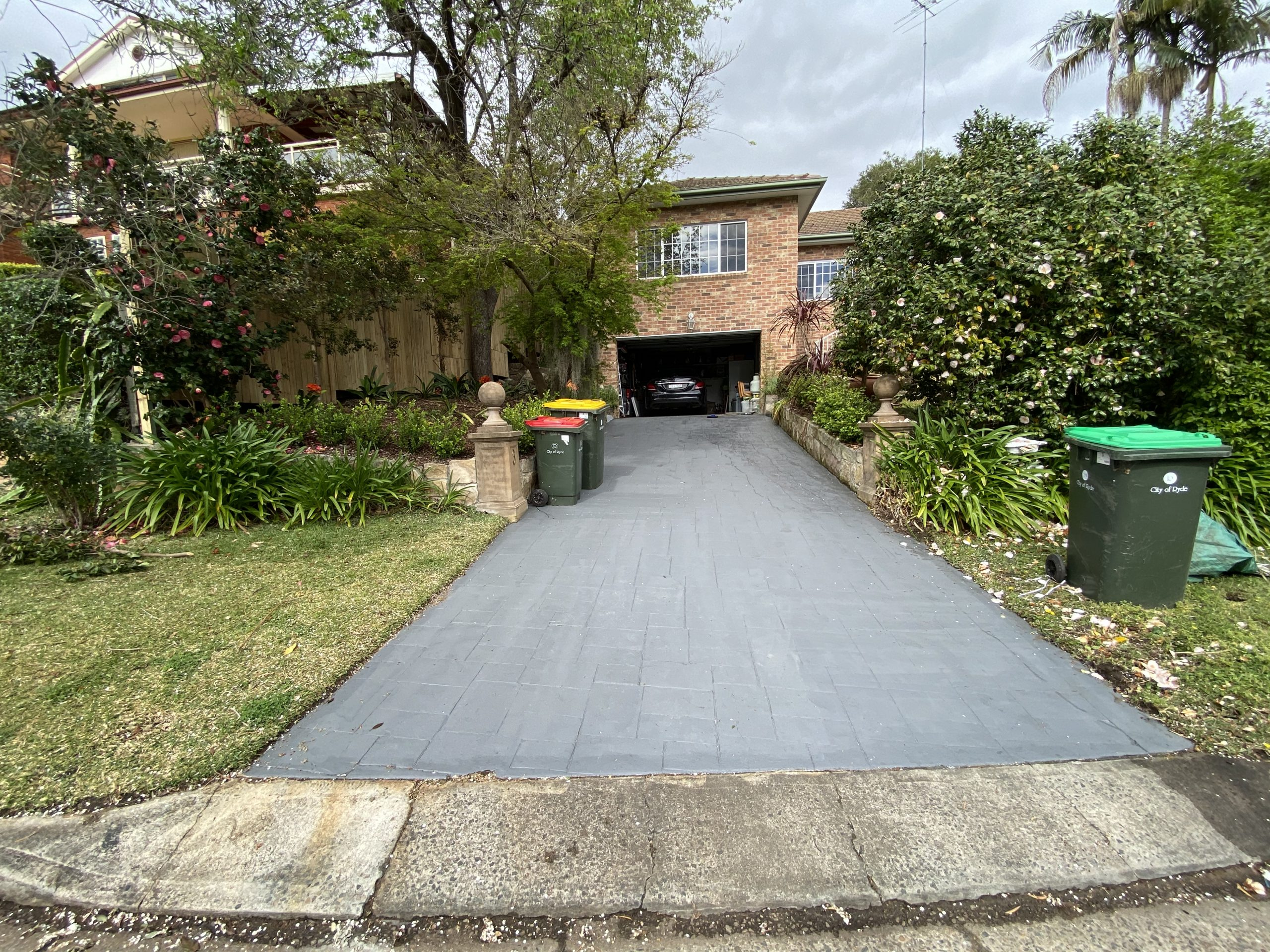 Tiling Painting Fencing Landscaping